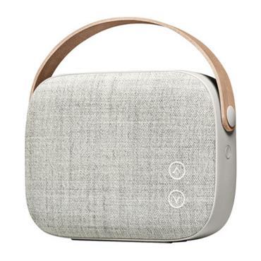 Enceinte Bluetooth Helsinki / Sans fil - Tissu & poignée
