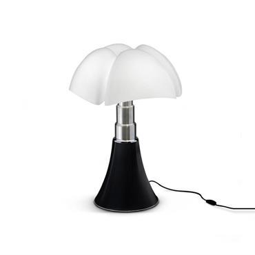 Lampe LED noir H35cm