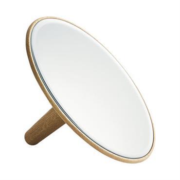 Miroir Barb Large / Ø 26 cm - à poser ou accrocher
