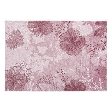 D'inspiration bohème et asiatique, le tapis rose imprimé floral rose fuschia ROAD insufflera une note poétique dans votre intérieur. On aime le travail du tissage jacquard, la teinte rose fuschia, ...