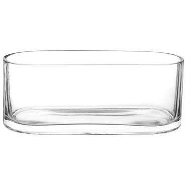 Jardinière en verre