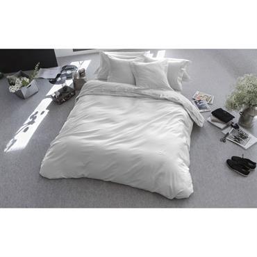 Housse de couette GUY LAROCHE Collection, 100% coton. Pour habiller le lit d'une manière douce et élégante.