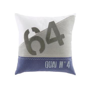 Coussin en coton 45x45