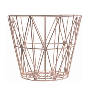 Corbeille Wire Small / Ø 40 x H 35 cm