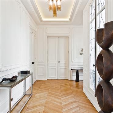 Une surface de 250 m2, une hauteur sous plafond de 4m30 … un produit rare dans Paris ! Les propriétaires ... Domozoom