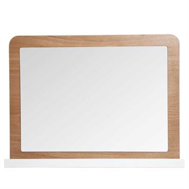 Miroir étagère 45x60cm TISSA