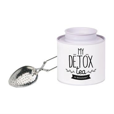 Coffret thé DETOX