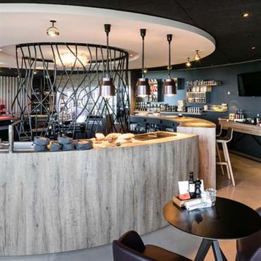 Epicerie fine - Hôtel restaurant La Butte