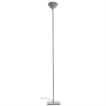 Lampadaire Florensis LED / H 175 cm - Artemide gris en métal