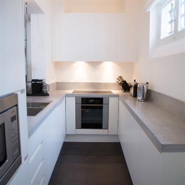 Petite cuisine : 15 cuisines de petite surface pour faire le plein ...