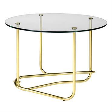 Table basse Lounge Table / Matégot - Ø 41 x H 58