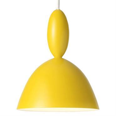 Suspension MHY - Muuto jaune en métal