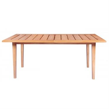 Table en teck  8-10 personnes