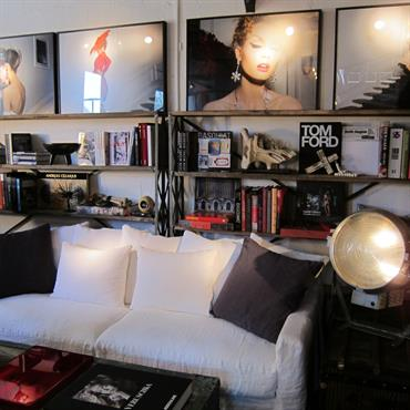 Living style industriel & arty