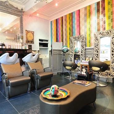 Salon de coiffure (Béziers)