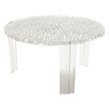 Table basse T-Table Basso / Ø 50 x H 28 cm