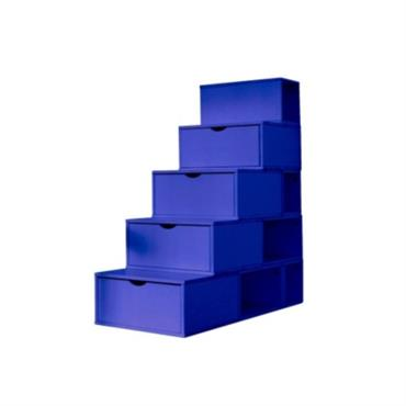 Escalier Cube de rangement 125 cm