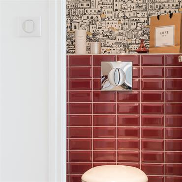 Toilettes modernes id e d co et am nagement toilettes - Idee decoration toilettes ...