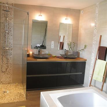 douches à l\'italienne idée décoration douches à l\'italienne et ...