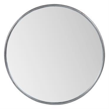 Miroir rond en métal D 50 cm PARKER