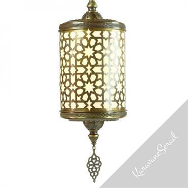 Lampe Orientale en laiton Sivash