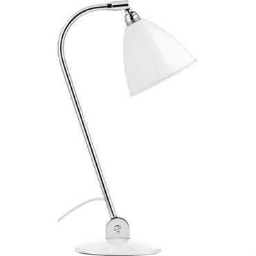 Lampe de table Bestlite BL2 / Réédition de 1930 - Abat-jour métal
