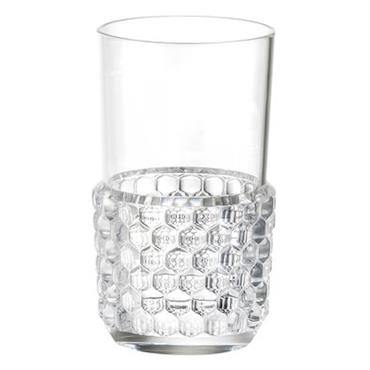 Verre Jellies Family / Large - H 15 cm - Kartell cristal