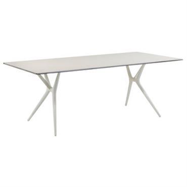 Table pliante Spoon / Bureau - 200 x 90 cm - Kartell