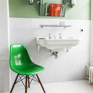 Salle de bain 02, douche à l'italienne