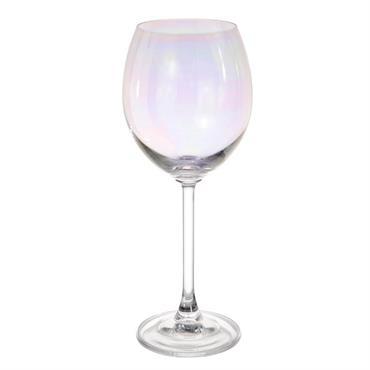Verre à vin en verre ARC EN CIEL