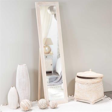 Miroir psyché en paulownia 160x40