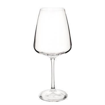 Verre à vin en verre NAOMIE