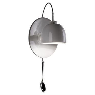 Applique Light au Lait - Ingo Maurer blanc en métal