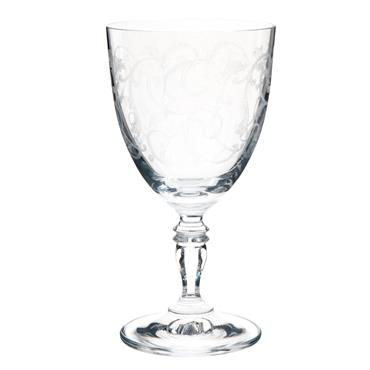 Verre à vin en verre VERSAILLES