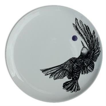 Assiette Oiseau