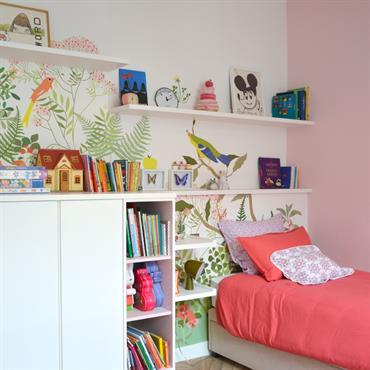 Chambre enfant id es photos d coration am nagement for Amenagement chambre 2 enfants