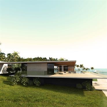 Villa contemporaine à Miami