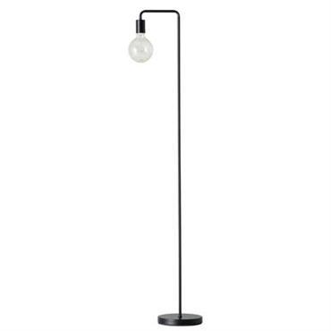 Lampadaire Cool / H 153 cm - Frandsen noir mat en métal