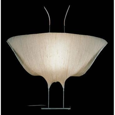 Lampe de sol The MaMo Nouchies - Samurai - Ingo Maurer blanc