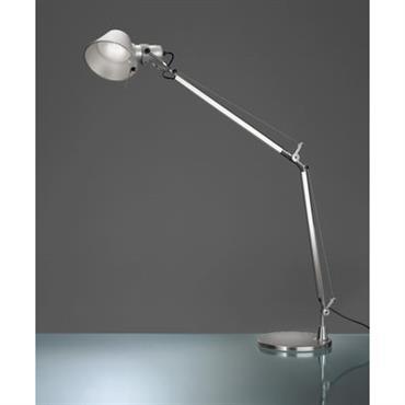 Liseuse Tolomeo LED - Artemide métal brillant
