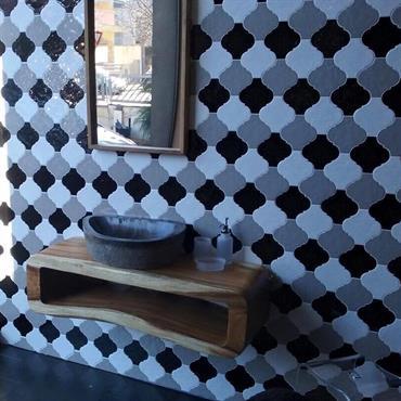 Vasque meuble et miroirs cipi