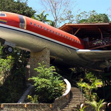 Maison avion
