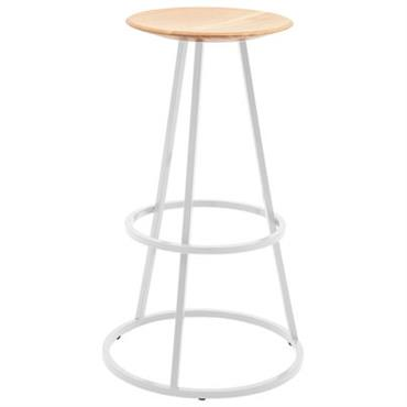Tabouret de bar Grand Gustave / H 77 cm