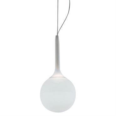 Suspension Castore - Artemide blanc en verre