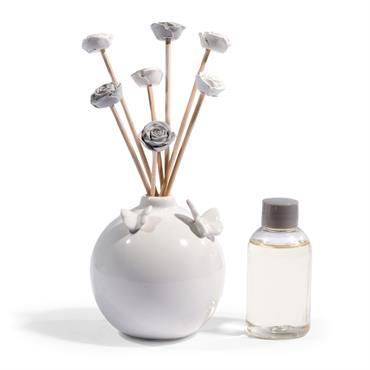 Diffuseur de parfum en céramique blanche 60 ML