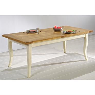 Table rectangulaire Marguerite de Provence