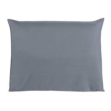 Housse de tête de lit 140 bleue Soft
