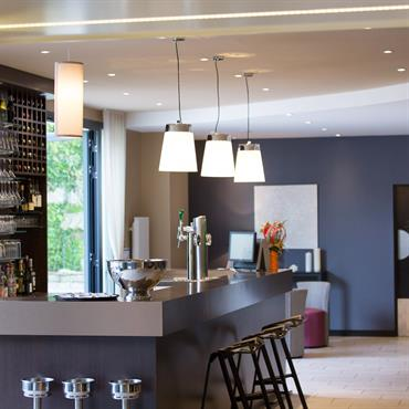 Design de bar sur mesure