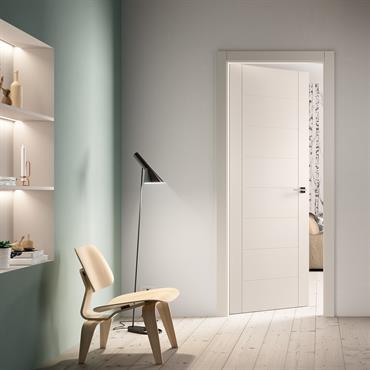 INTAGLIO / 2 Finition : Bianco Habillage : Minimal