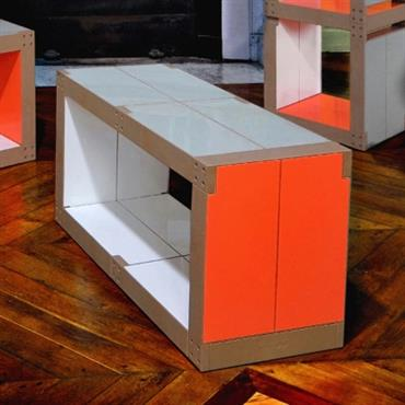Table basse 6 Lems